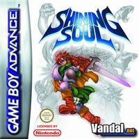 Portada oficial de Shining Soul para Game Boy Advance