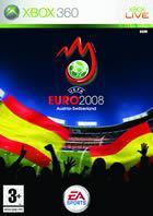 Portada oficial de Euro 2008 para Xbox 360
