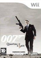 Portada oficial de 007: Quantum of Solace para Wii