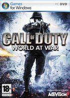 Portada oficial de de Call of Duty: World at War para PC