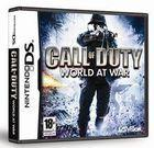 Portada oficial de de Call of Duty: World at War para NDS