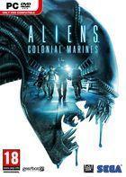 Portada oficial de Aliens: Colonial Marines para PC