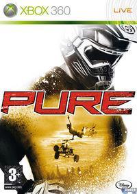 Portada oficial de Pure para Xbox 360