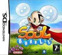 Portada oficial de Soul Bubbles para NDS