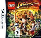 Portada oficial de LEGO Indiana Jones para NDS