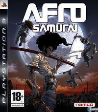Portada oficial de Afro Samurai para PS3