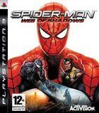 Portada oficial de Spider-Man: Web of Shadows para PS3