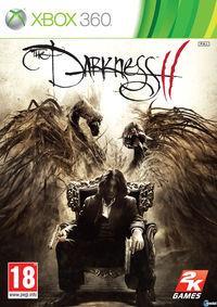 Portada oficial de The Darkness II para Xbox 360