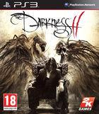 Portada oficial de The Darkness II para PS3