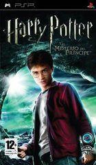 Portada oficial de Harry Potter and the Half-Blood Prince para PSP