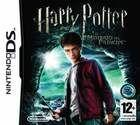 Portada oficial de Harry Potter and the Half-Blood Prince para NDS