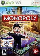 Portada oficial de Monopoly para Xbox 360