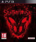 Portada oficial de Splatterhouse para PS3