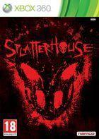 Portada oficial de Splatterhouse para Xbox 360