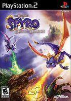 Portada oficial de Legend of Spyro: Dawn of the Dragon para PS2