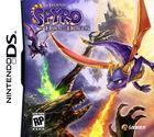 Portada oficial de Legend of Spyro: Dawn of the Dragon para NDS