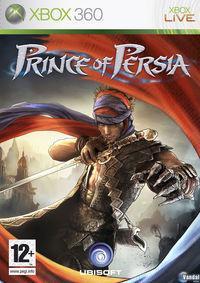 Portada oficial de Prince of Persia para Xbox 360