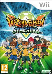 Portada oficial de Inazuma Eleven Strikers para Wii