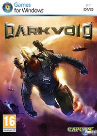 Portada oficial de Dark Void para PC