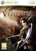 Portada oficial de Venetica para Xbox 360