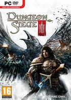 Portada oficial de Dungeon Siege III para PC