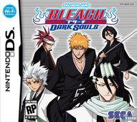 Portada oficial de Bleach: Dark Souls para NDS