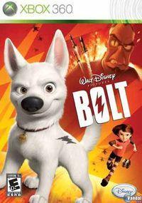 Portada oficial de Bolt para Xbox 360