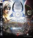 Portada oficial de Sacred 2: Fallen Angel para PS3