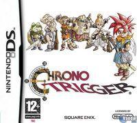 Portada oficial de Chrono Trigger DS para NDS
