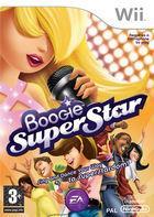 Portada oficial de Boogie SuperStar para Wii