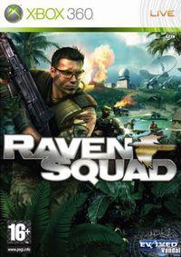 Portada oficial de Raven Squad: Operation Hidden Dagger para Xbox 360