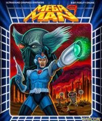 Portada oficial de Mega Man 9 para PS3