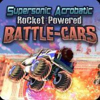 Portada oficial de Supersonic Acrobatic Rocket-Powered Battle-Cars para PS3