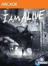 Portada oficial de I Am Alive XBLA para Xbox 360