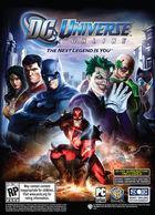 Portada oficial de DC Universe Online para PC