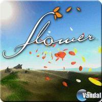 Portada oficial de Flower PSN para PS3