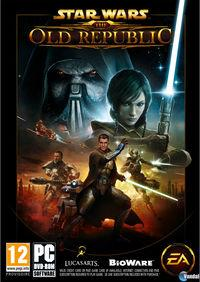 Portada oficial de Star Wars: The Old Republic para PC