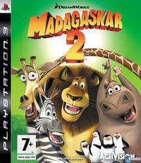 Portada oficial de Madagascar: Escape 2 Africa para PS3