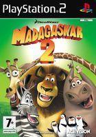 Portada oficial de Madagascar: Escape 2 Africa para PS2
