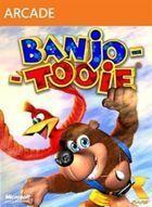 Portada oficial de Banjo-Tooie XBLA para Xbox 360