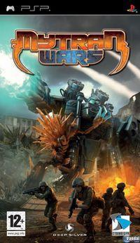 Portada oficial de Mytran Wars para PSP