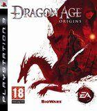 Portada oficial de Dragon Age: Origins para PS3