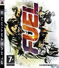 Portada oficial de FUEL para PS3