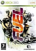 Portada oficial de FUEL para Xbox 360