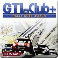 Portada oficial de GTi Club+ Rally Cote D'Azur PSN para PS3