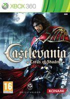 Portada oficial de Castlevania: Lords of Shadow para Xbox 360