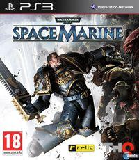 Portada oficial de Warhammer 40.000 para PS3