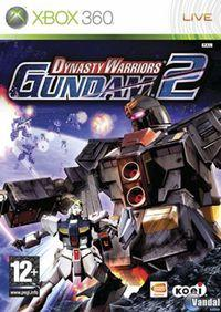 Portada oficial de Dynasty Warriors: Gundam 2 para Xbox 360
