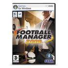 Portada oficial de Football Manager 2009 para PC