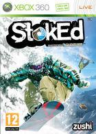 Portada oficial de Stoked para Xbox 360